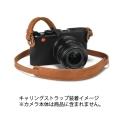 Leica (ライカ) X/M用キャリングストラップ コニャック