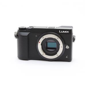 LUMIX DMC-GX7MK2 ボディ ブラック
