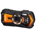 PENTAX (ペンタックス) Optio WG-2 GPS シャイニーオレンジ