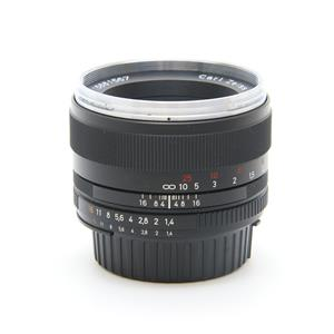 Carl Zeiss (カールツァイス) Planar T* 50mm F1.4 ZF.2(ニコンF用) メイン