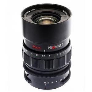 PROMINAR 25mm F1.8(マイクロフォーサーズ用) ブラック