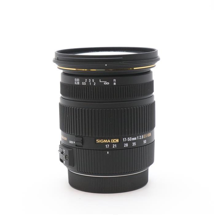 17-50mm F2.8 EX DC OS HSM (キヤノン用)