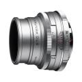 PENTAX (ペンタックス) DA70mm F2.4 Limited Silver