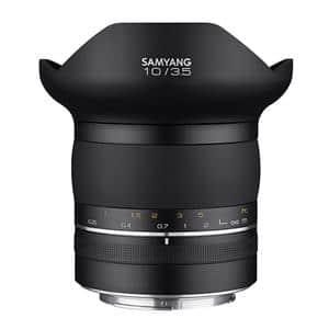 SAMYANG (サムヤン) XP 10mm F3.5 (キヤノンEF用) メイン