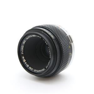OM 50mm F3.5 MC Macro