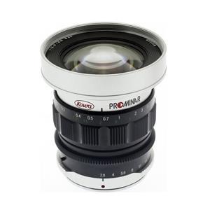 PROMINAR 8.5mm F2.8(マイクロフォーサーズ用) シルバー
