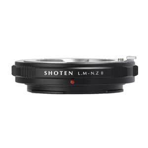 SHOTEN(ショウテン) マウントアダプター ライカMレンズ/ニコンZボディ用 LM-NZ II メイン