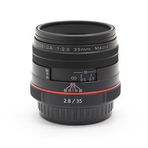 HD DA35mm F2.8 Macro Limited ブラック