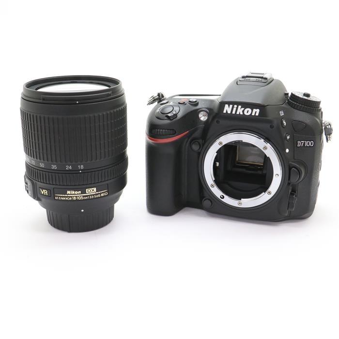 D7100 18-105 VR レンズキット