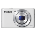 Canon (キヤノン) PowerShot S200 ホワイト