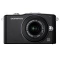 OLYMPUS (オリンパス) PEN mini E-PM1 レンズキット ブラック