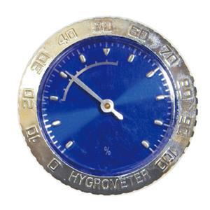 湿度計 小 OP-AD-H(S)-BL ブルー