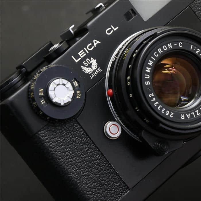 CL 50周年記念 (ズミクロン C40mm F2付)