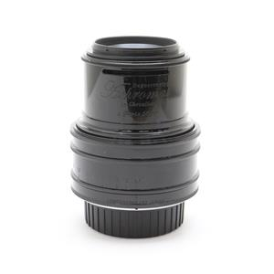 Daguerreotype Achromat 64mm F2.9 Art Lens(Nikon) ブラック