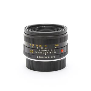 ズミクロン R50mm F2 (ROM) ブラック