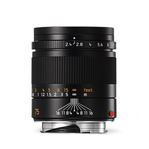 Leica (ライカ) ズマリット M75mm F2.4 ブラック メイン