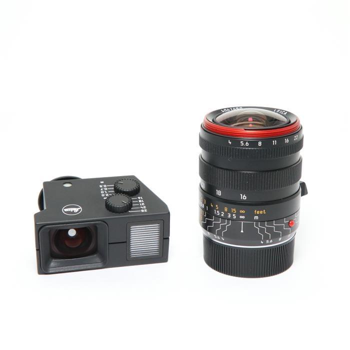 トリ・エルマー M16-18-21mm F4.0 ASPH. ファインダーセット (6bit)