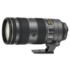 Nikon (ニコン) AF-S NIKKOR 70-200mm F2.8E FL ED VR 100周年記念モデル(グラスエレメンツ付き) メタリックグレー メイン