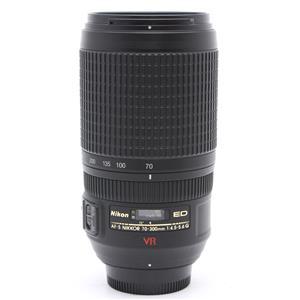 AF-S VR Zoom-Nikkor 70-300mm F4.5-5.6G IF-ED