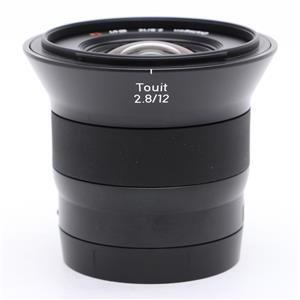 Touit 12mm F2.8(ソニーE用)