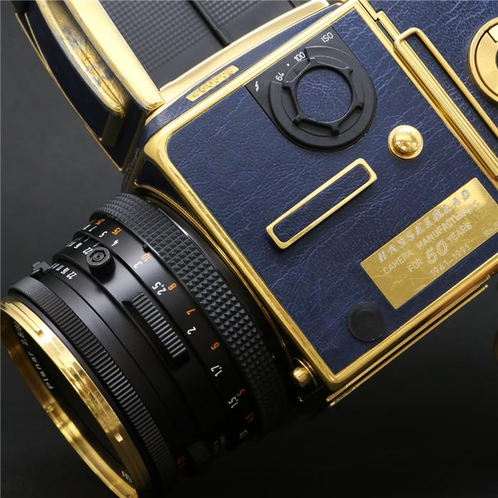 503CX +CF80mm F2.8 +A12 50周年記念モデル