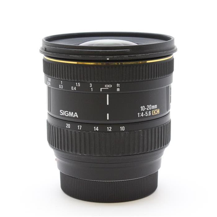 10-20mm F4-5.6 EX DC (ソニーα用)