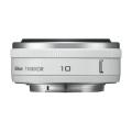 Nikon (ニコン) 1 NIKKOR 10mm F2.8 ホワイト