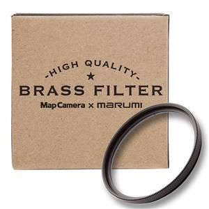 BRASS FILTER 72mm ブラック