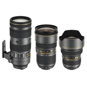 Nikon (ニコン) NIKKOR F2.8ズームトリプルレンズセット 100周年記念モデル メタリックグレー メイン