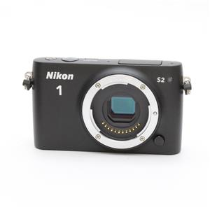 Nikon 1 S2 ボディ ブラック