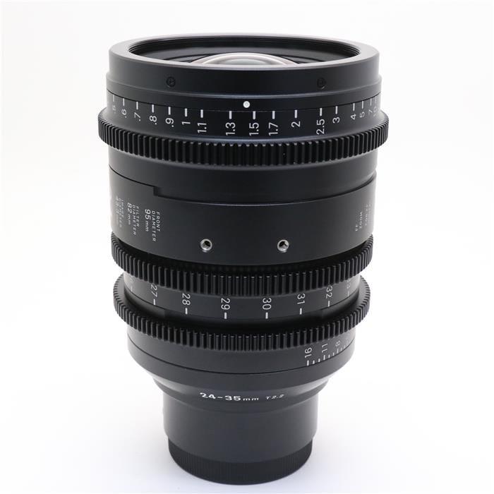 CINE 24-35mm T2.2 FF (E-mount)