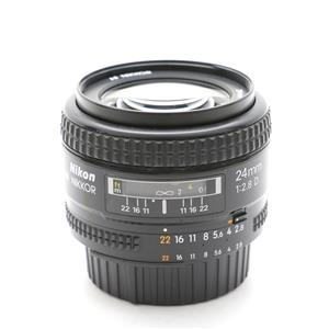 Ai AF Nikkor 24mm F2.8D