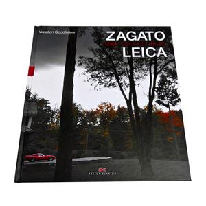 Leica and Zagato - USA collectibles