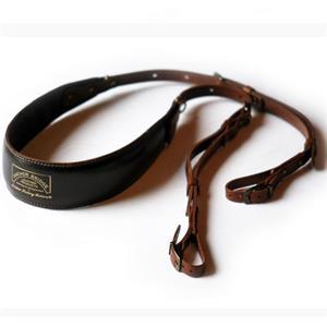 Horse Leather ストラップ チョコ