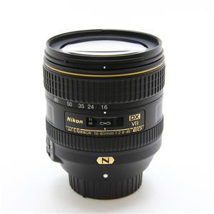 AF-S DX NIKKOR 16-80mm F2.8-4E ED VR