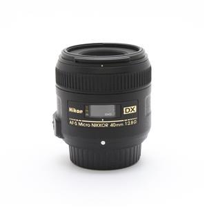 AF-S DX Micro NIKKOR 40mm F2.8G