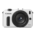 Canon (キヤノン) EOS M EF-M22 STM レンズキット ホワイト