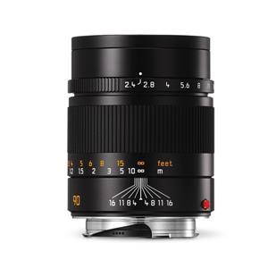 Leica (ライカ) ズマリット M90mm F2.4 ブラック メイン