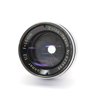Sonnar 50mm F2 (Contax C) ※旧コンタックスレンジファインダー用