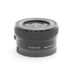 E PZ 16-50mm F3.5-5.6 OSS SELP1650 ブラック