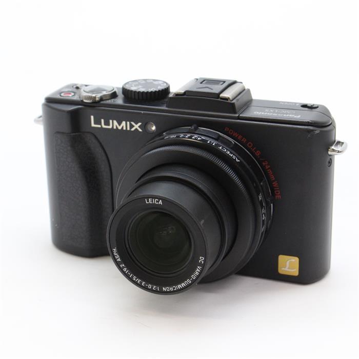 LUMIX  DMC-LX5
