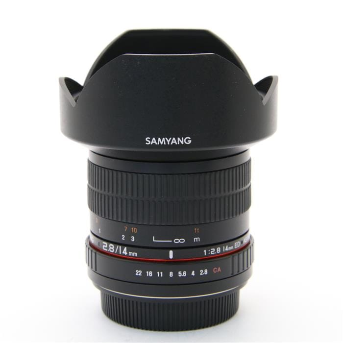 14mm F2.8 Aspherical IF(キヤノン用)