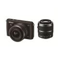 Nikon (ニコン) Nikon 1 S1 ダブルズームキット ブラック
