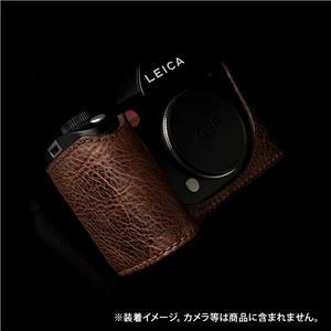 レザーハーフケース for LEICA SL 601 フォクシーブラウン