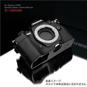オリンパス OM-D E-M5 MarkII用ケース XS-CHEM5IIBK ブラック