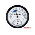 HAKUBA (ハクバ) 温度計付き湿度計 C-43