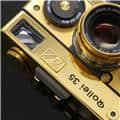 Rollei (ローライ) ローライ 35 75周年モデル ゴールド 18