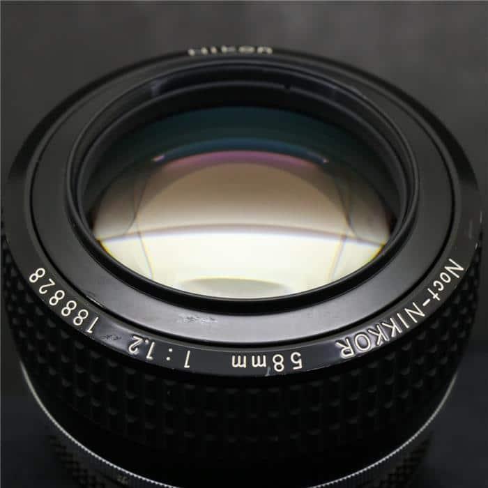 Ai-S Nikkor 58mm F1.2 Noct