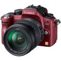 Panasonic (パナソニック) LUMIX DMC-GH1Kレンズキット レッド