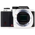 PENTAX (ペンタックス) K-01 ボディ ホワイト/ブラック